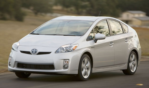 Toyota prius 2010 maintenance manual