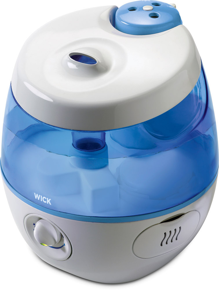 Vicks baby humidifier instructions