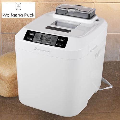 wolfgang puck bread maker manual
